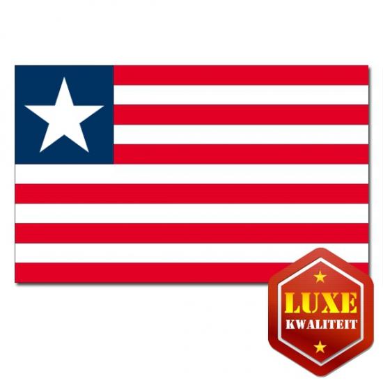 Afrikaanse vlag Liberia