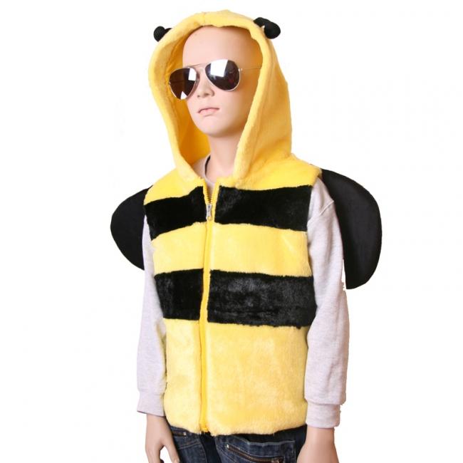 Bijen bodywarmer voor kids Alkmaar