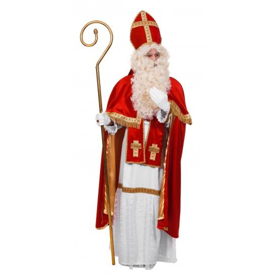 Compleet Sinterklaas kostuum luxe thumbnail