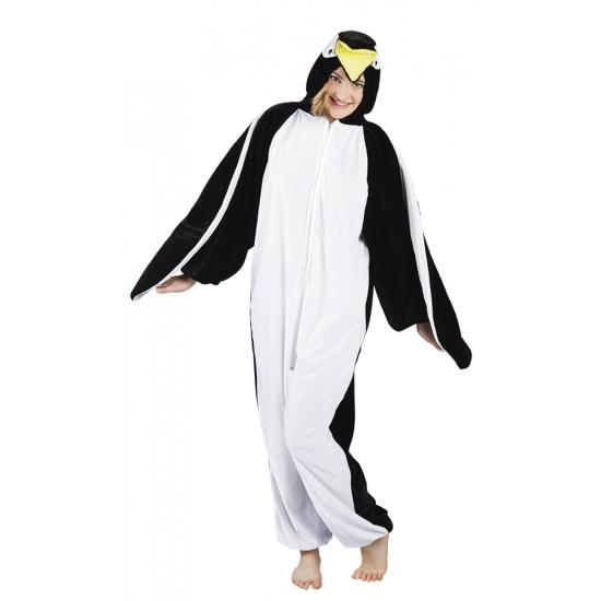 Dierenkostuum pinguin dames