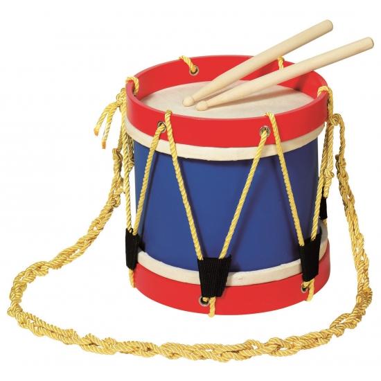 Houten trommel voor kids