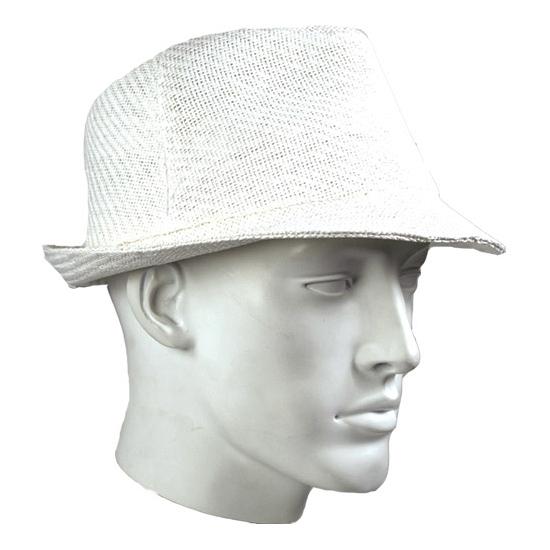 Jackson hoedje wit