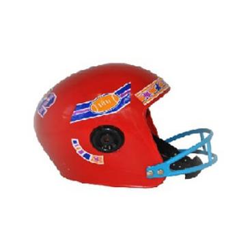 Kids sport helm rood American Football