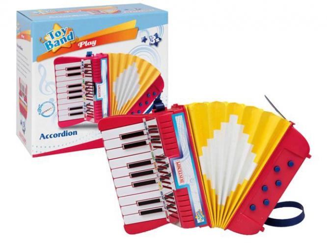 Kinder muziek accordeon