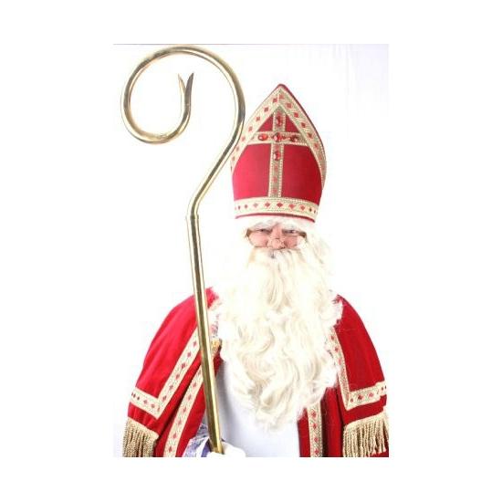 Luxe baardstel Sinterklaas thumbnail