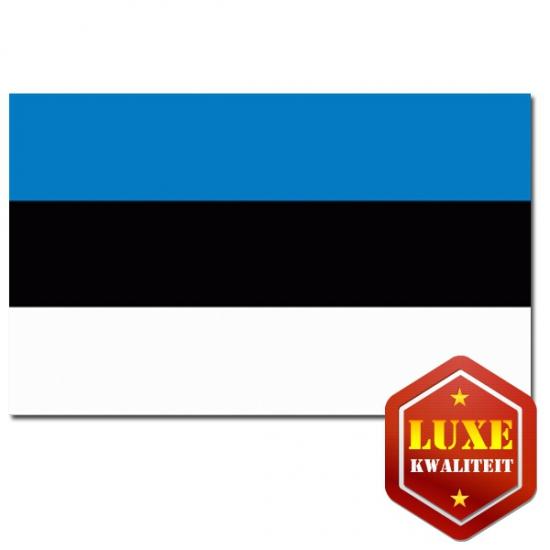 Luxe vlag Estland