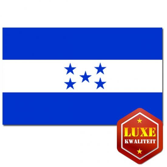 Luxe vlag Honduras