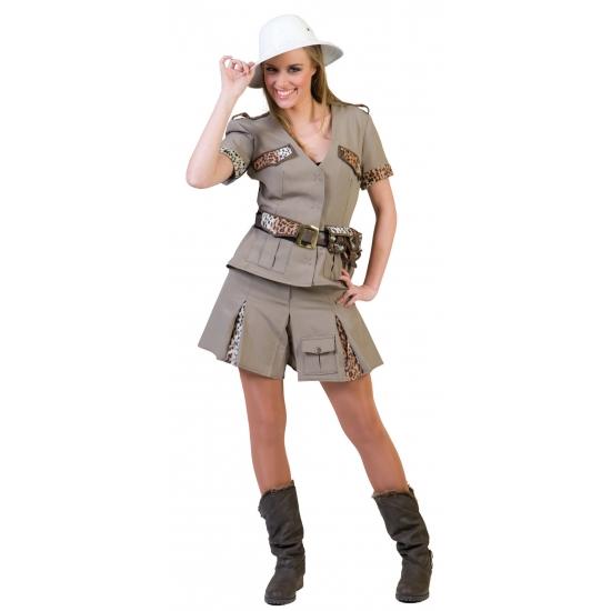 Safari pakje voor dames