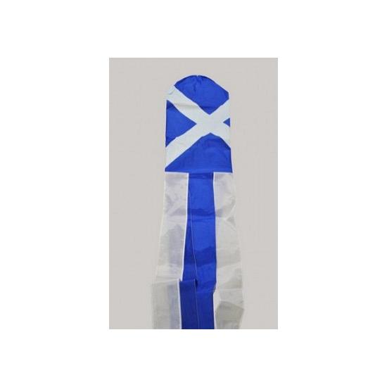 Schotse versiering windsok