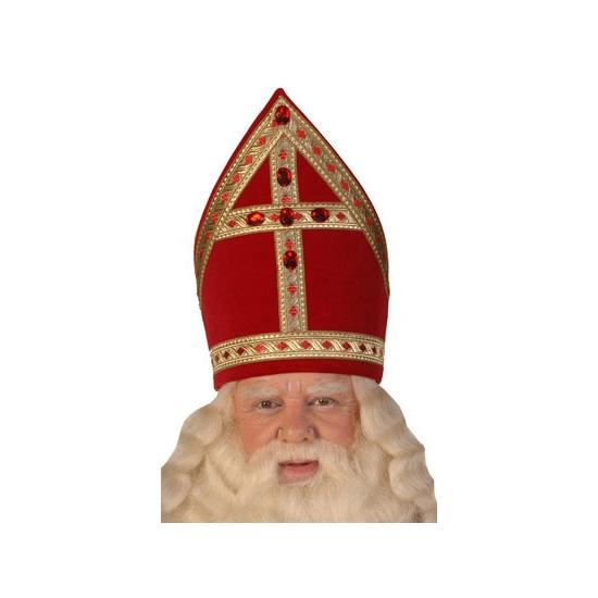 Sinterklaas Luxe kokermijter Sinterklaas thumbnail