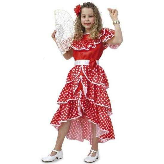 Spaanse jurk voor kinderen