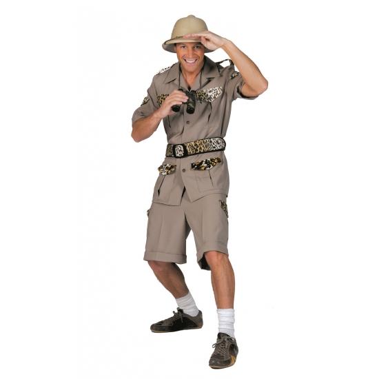 Tropen outfit voor heren