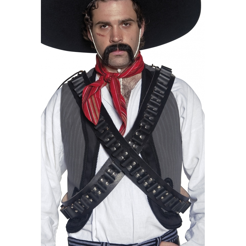 Verkleed Luxe western kogelriem