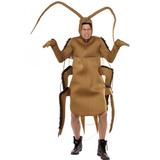 Verkleedkleding Kakkerlak kostuum