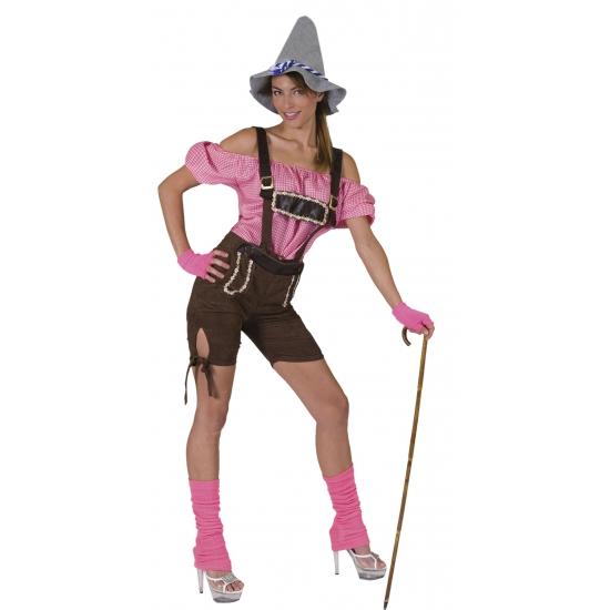 Verkleedkleding Sexy tiroler kleding voor dames