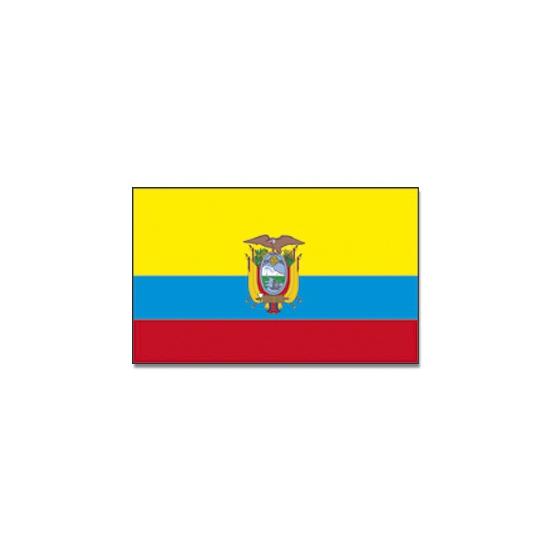 Vlag Ecuador 90 x 150 cm