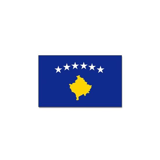 Vlag Kosovo 90 x 150 cm