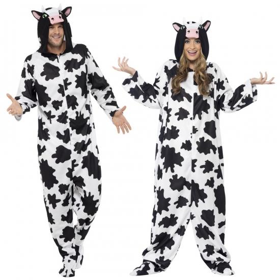 Winter huispakken koe voor volwassenen