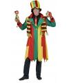 Jas in carnaval kleuren voor heren
