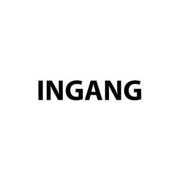 Afbeelding van Shoppartners Ingang sticker geschikt voor pijlstickers