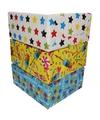 3x inpakpapier rollen voordeelpakket met verschillende prints