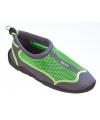 Groene waterschoenen- surfschoenen heren