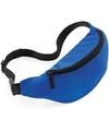 Heuptasje-buideltasje blauw 38 cm
