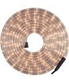 Kerstverlichting lichtslang-lichtsnoer wit 9 meter voor buiten
