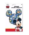 Mickey Mouse sticker boekje