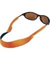 Zonnebrillen-brillen koord oranje