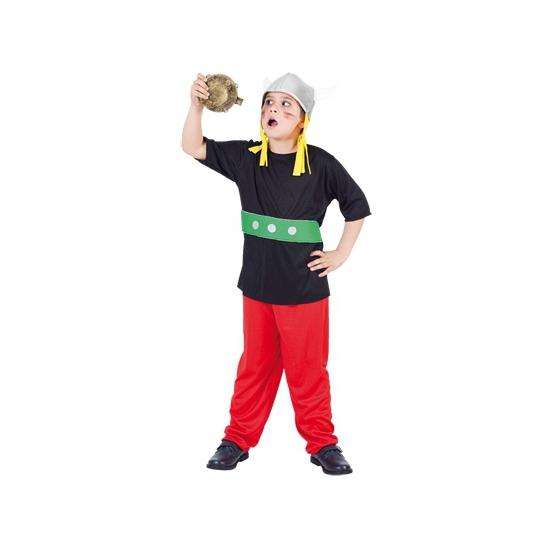 3-delig Gallier verkleed kostuum voor kinderen