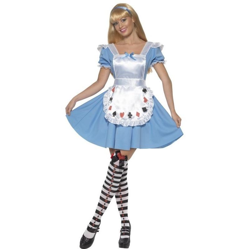 Alice verkleed jurkje voor dames