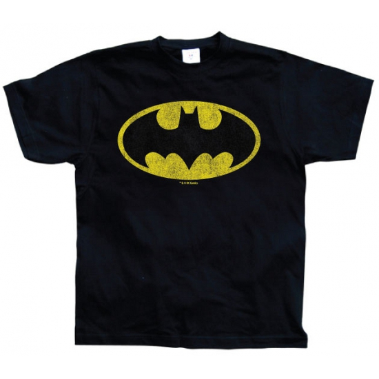 Batman T-shirt korte mouwen