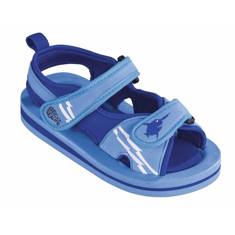 Blauwe watersandalen - waterschoenen  voor jongens
