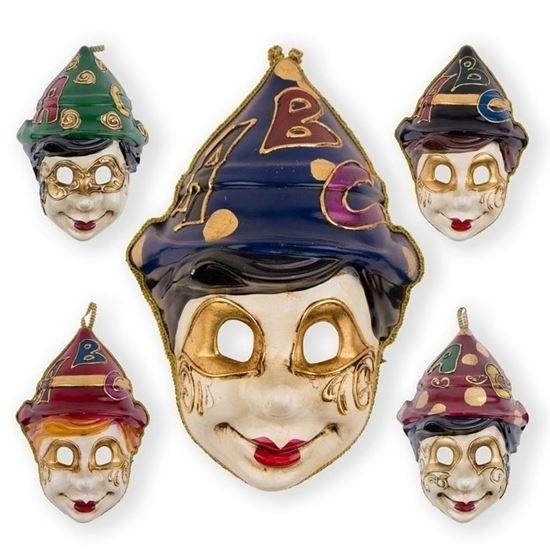 Carnavals masker Venetiaans pinocchio