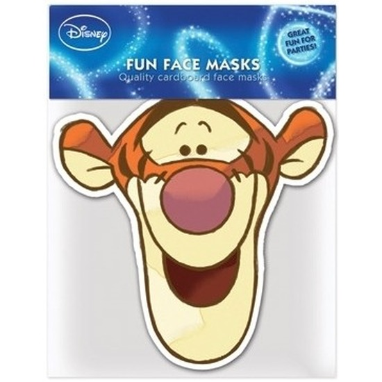 Disney masker Tijgetje