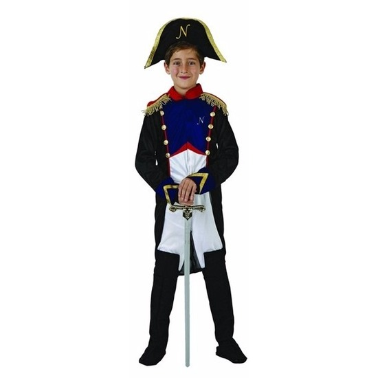 Franse generaal Napoleon kostuum voor jongens