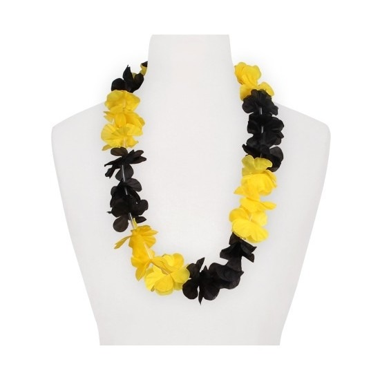 Hawaii slinger geel/zwart