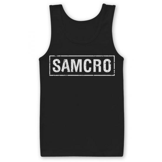 Katoenen tanktop SAMCRO