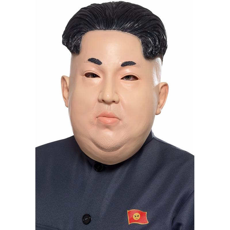 Kim Jong Un masker voor volwassenen