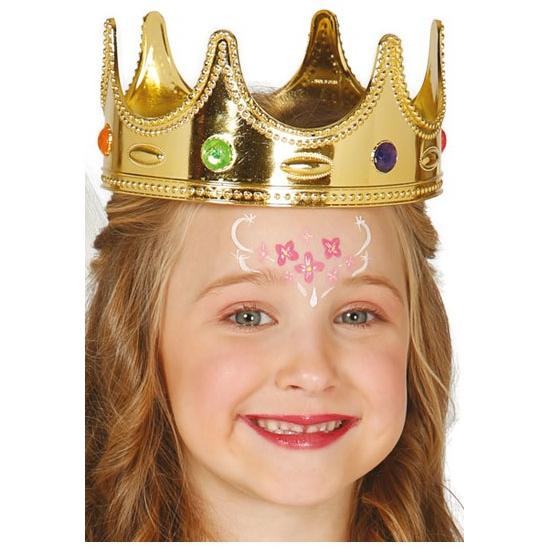 Koninginnen kroon voor kinderen