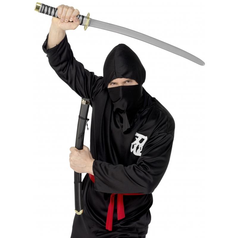 Ninja speelgoed verkleed zwaard 73 cm