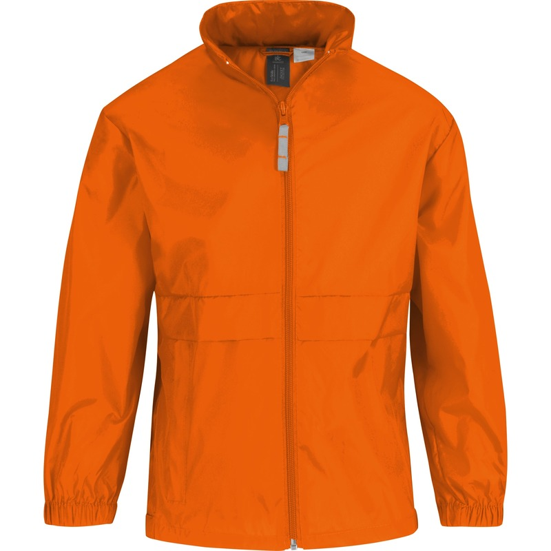 Oranje koningsdag jas voor jongens