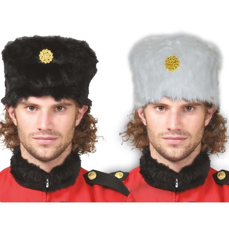 Russische verkleed muts