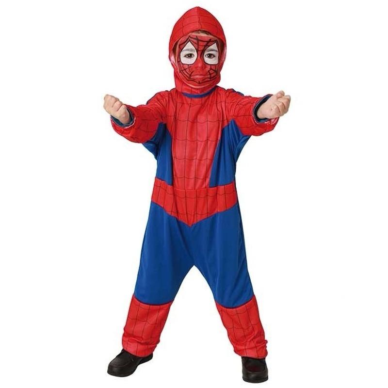 Spinnen held kostuum voor kinderen