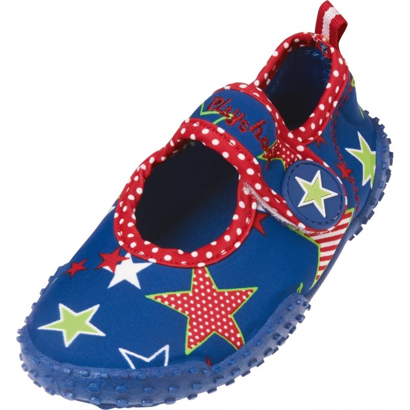 UV waterschoenen blauw ster voor kinderen