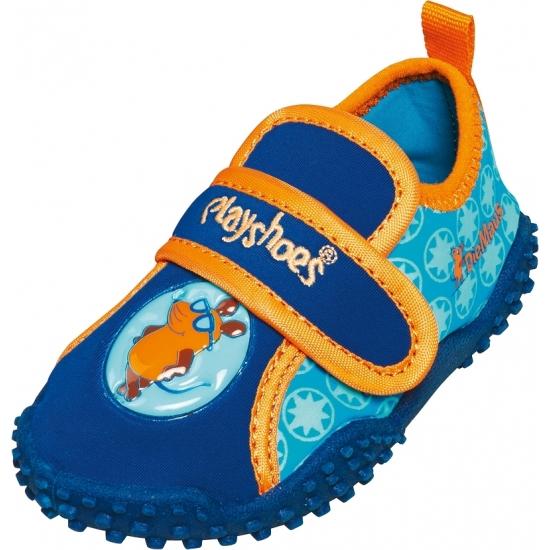 UV waterschoenen blauw voor jongens