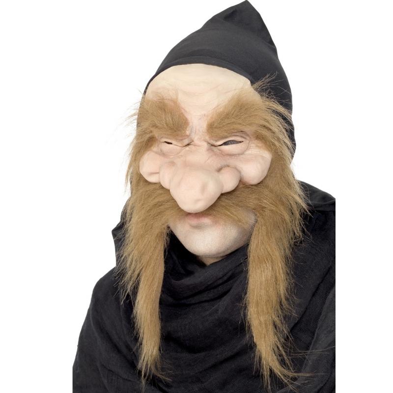Verkleed Goud graver masker