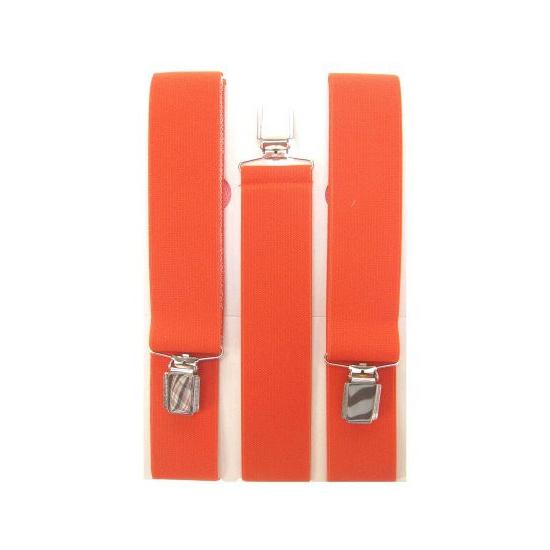 Verkleed Oranje bretels