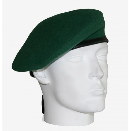 Verkleed Soldaten baret commando groen